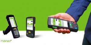 Mobilie datu termināļi un MONEO efektīvam darbam noliktavā