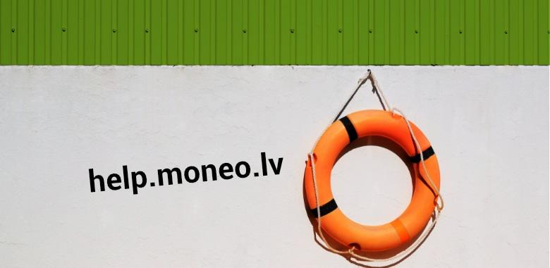 moneo klientu atbalsts